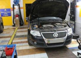 гбо на Volkswagen Black