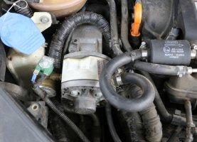 Газ на Volkswagen