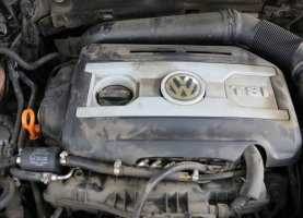 Volkswagen Black с гбо