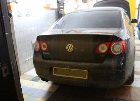 Volkswagen Black на газе