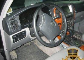 Toyota Land Cruiser 100 4.7 с гбо