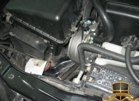 Toyota Land Cruiser 100 4.7 на газе