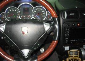 гбо на Porsche Cayenne 4.8 V8