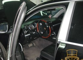 газ на Porsche Cayenne 4.8 V8