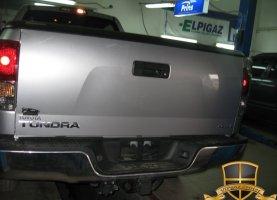 гбо на Toyota Tundra 4.7