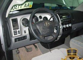 Toyota Tundra 4.7 на газе