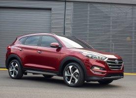 гбо на Hyundai Tucson
