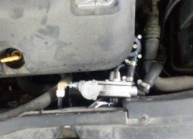 газ на Volkswagen Black 2