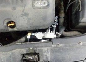 Volkswagen Black 2 на газу