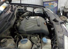 Volkswagen Black 2 на газе