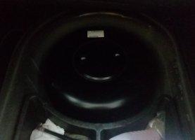 гбо на Volkswagen Black 2