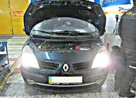 газ на Renault Laguna