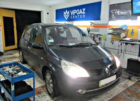 гбо на Renault Laguna