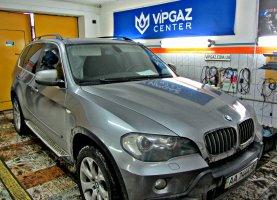 гбо на BMW X5 4.8