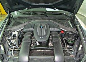 газ на BMW X5 4.8