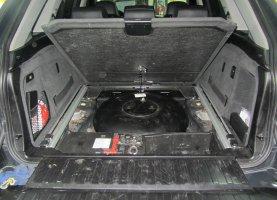 BMW X5 4.8 с гбо