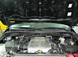 газ на Toyota sequoia 5.7