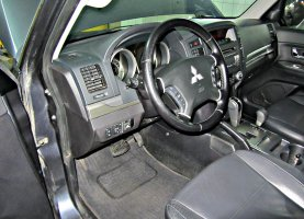 Mitsubishi Pajero Wagon 3.0 с гбо