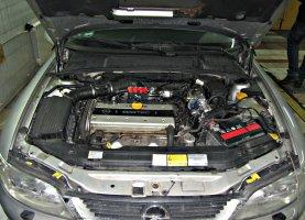 Капот Opel Omega B 2.0