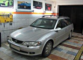 гбо на Opel Omega B 2.0