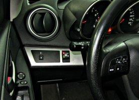 газ на Mazda 3 Black