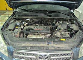 газ на Toyota Rav4 2.4