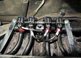 Газ на Toyota Rav4