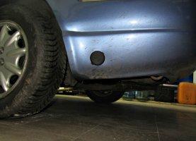 Клапан в Chrysler Stratus 2.0
