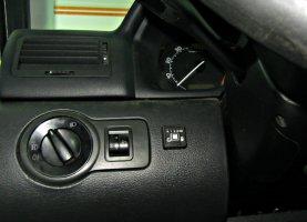 Кнопка газ-бензин Skoda Octavia 1.6 SR