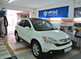 гбо на Honda CR V 2.4