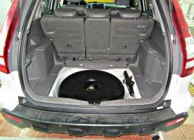 Honda CR V 2.4 на газу