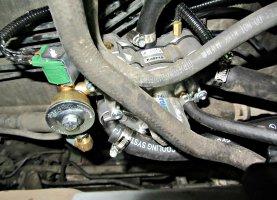 Honda CR V 2.4 на газе