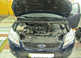 газ на Ford Focus 1.6