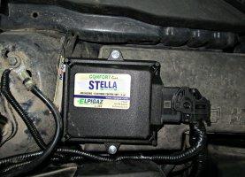 Ford Focus 1.6 на газу
