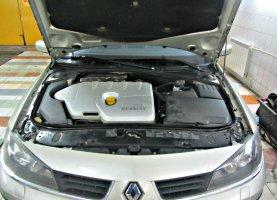 Renault Laguna 2.0T на газе