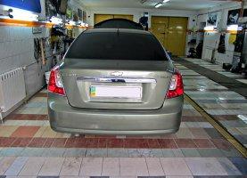 гбо на Chevrolet Lacetti 1.6