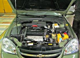 Chevrolet Lacetti 1.6 на газу