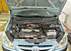 газ на Hyundai Getz