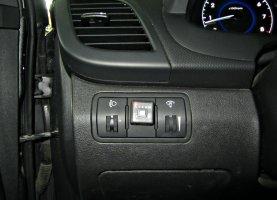 Hyundai Elantra с гбо