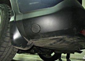 Honda CR-V на газе
