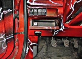 Mazda 6 Red на газу