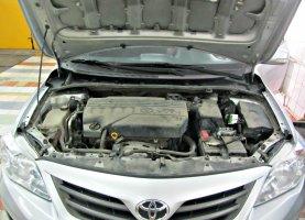 газ на Toyota Corolla 1.6