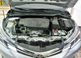 газ на Toyota Corolla 1.3
