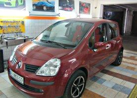 гбо на Renault Scenic 1.6