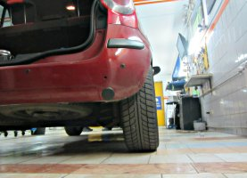 Renault Scenic 1.6 с гбо