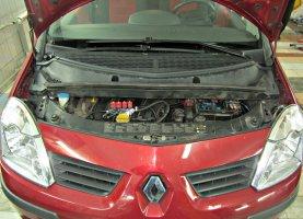 Renault Scenic 1.6 на газе