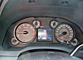 Toyota Tundra 5.7 на газу