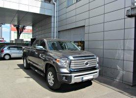гбо на Toyota Tundra 5.7