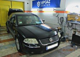 гбо на VW passat B5