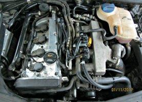 газ на VW passat B5